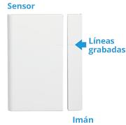 diagrama del sensor